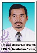 TPKN KESIHATAN AWAM - Dr. Wan Mansur bin Hamzah