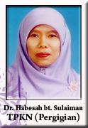 TPKN PERGIGIAN - Dr. Habesah binti Sulaiman