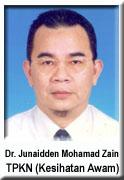 TPKN KESIHATAN AWAM - Dr. Junaidden bin Mohd Zain