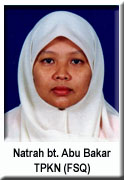 TPKN (FSQ) - Natrah bt. Abu Bakar