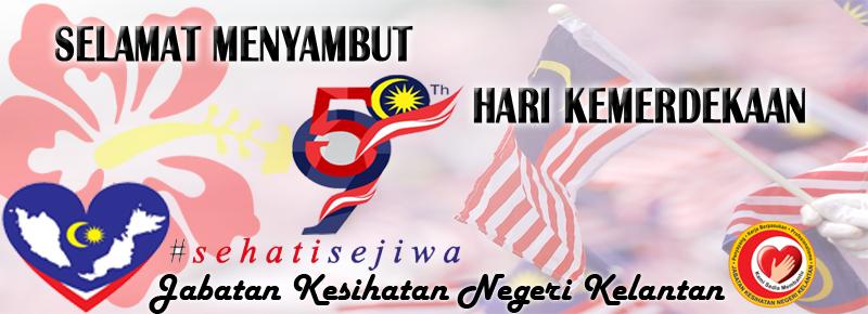 Selamat menyambut Hari Kemerdekaan ke 59