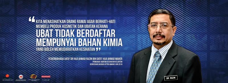 Infografik Farmasi Negeri Kelantan