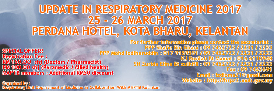 HRPZ2KB - Update In Respiratory Medicine 2017 - SPECIAL OFFER