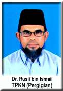 TPKN Pergigian - Dr. Rusli bin Ismail
