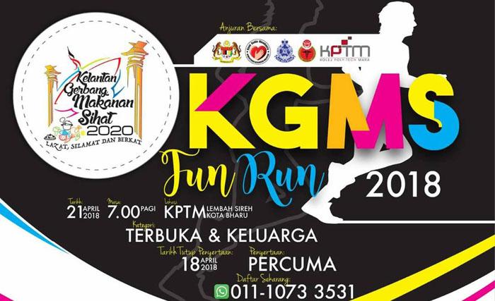 KGMS FUN RUN 2018
