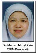 TPKN PERUBATAN - Dr. Maizun binti Mohd Zain