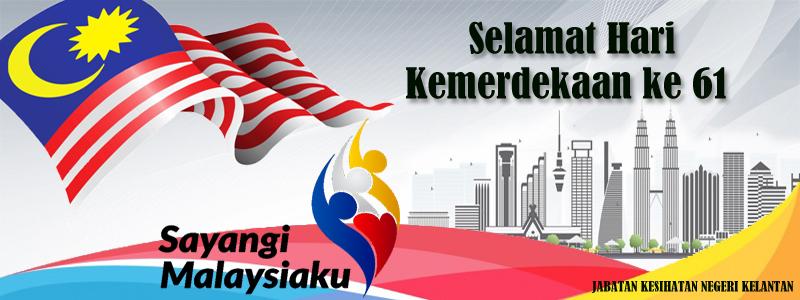Selamat Hari Kemerdekaan ke 61