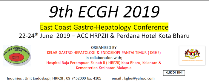 9th ECGH 2019