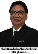 TPKN FARMASI - Shaik Nurudin bin Shaik Shahrudin