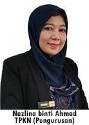 TPKN Pengurusan - Nazlina binti Ahmad