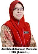 TPKN FARMASI - Azizah binti Mahmud Muhaidin