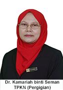 TPKN Pergigian - Dr. Kamariah binti Seman