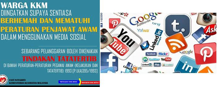 Etika Media Sosial Penjawat Awam