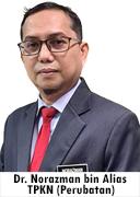TPKN PERUBATAN - Dr. Norazman bin Alias