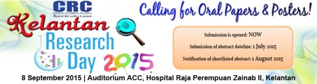 Kelantan Research Day