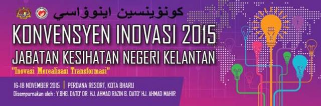 Konvensyen Inovasi JKNK 2015